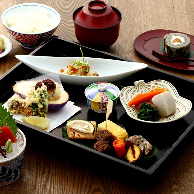 日本橋で日本料理