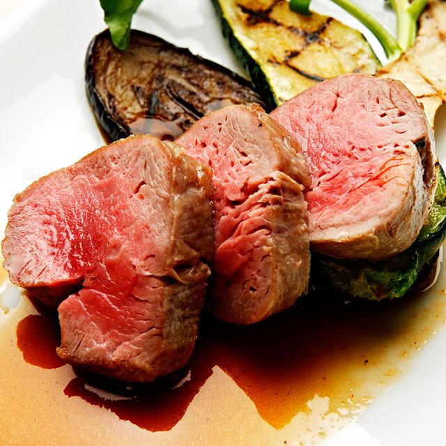 福島市で肉料理