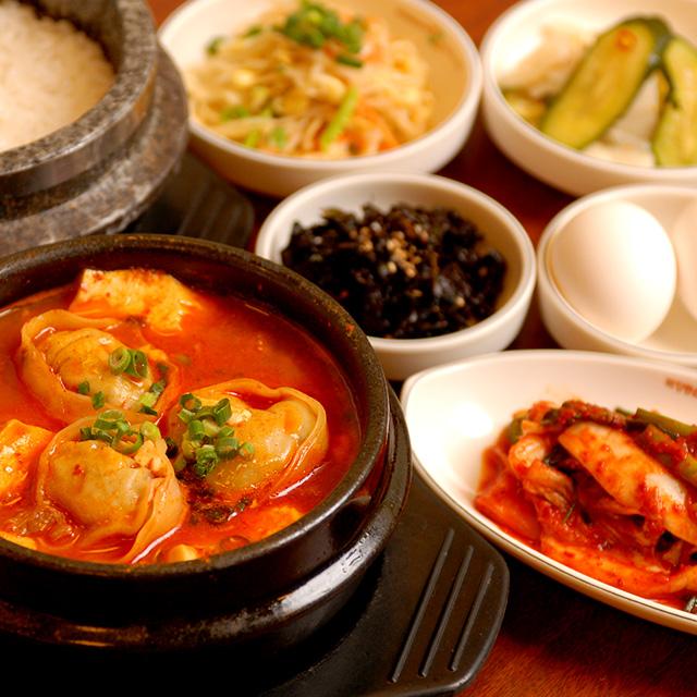新橋で韓国料理