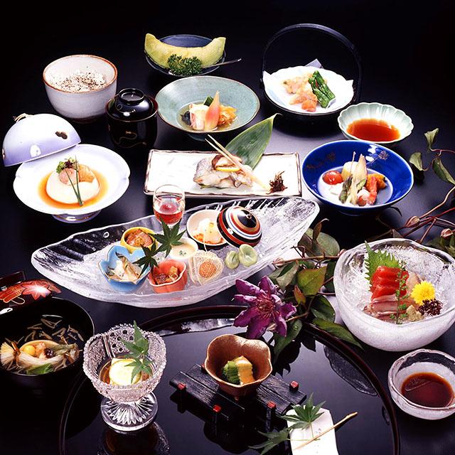 浜松町・大門で会席料理